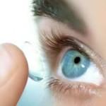 Commander des lentilles de contacts sur le net
